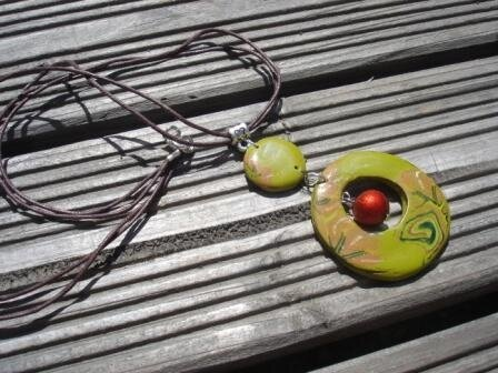 collier nature Adeline