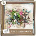 Love inspiration de thaliris @digital-crea