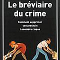 Le bréviaire du crime