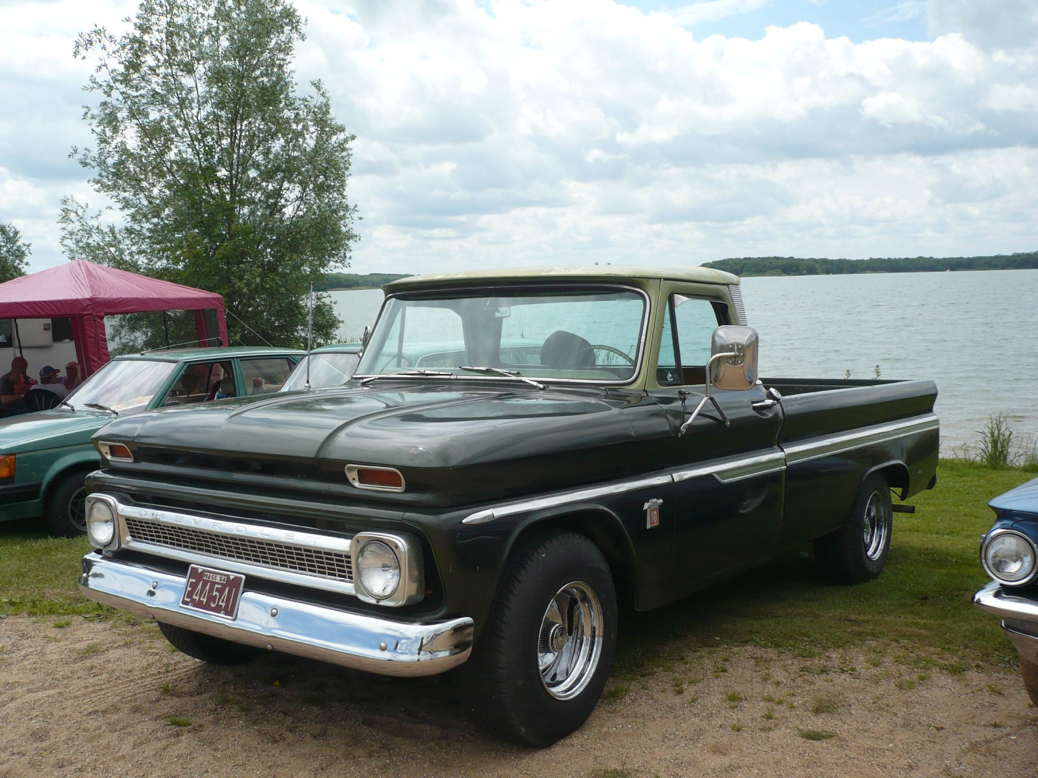 CHEVROLET C-10 pick up Madine (1)