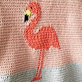 Flamingo, version tricot