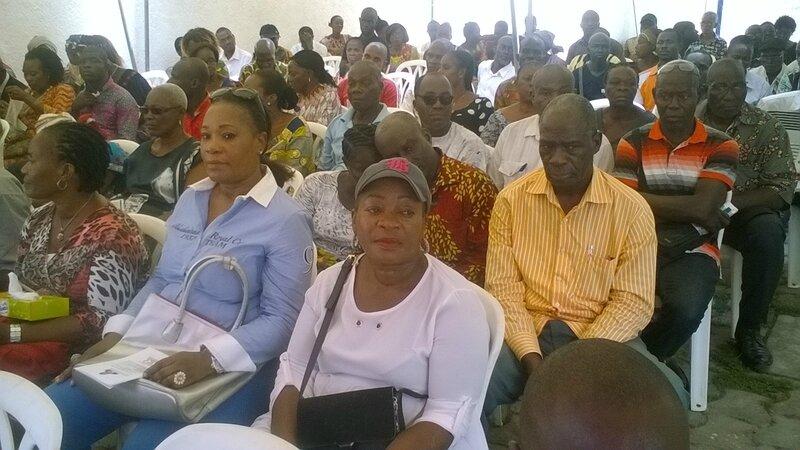 Le FPI commémore 11avril,l'agression barbare de la Côte d'Ivoire par la Communauté internationale et la déportation du président