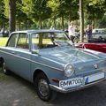 BMW 700 LS Luxus 1963 Schwetzingen (1)