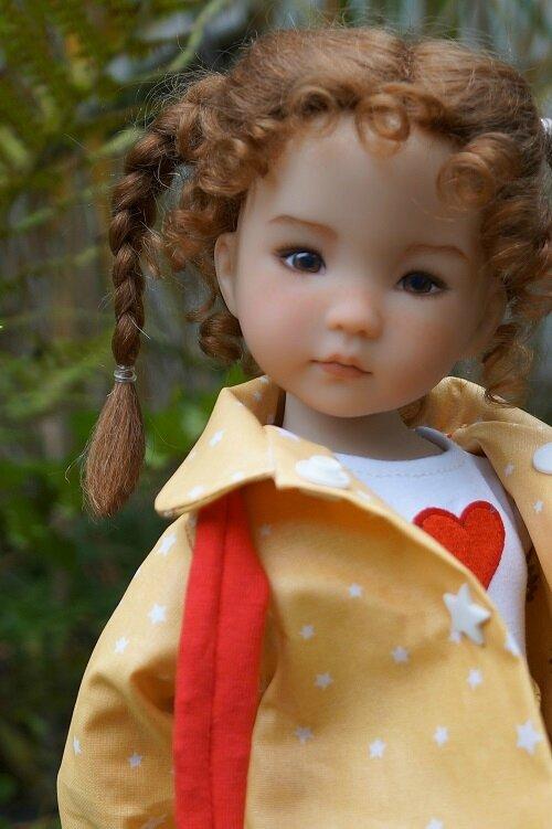 Maé , Little Darling de Géri Uribe se prépare pour l'automne !