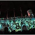 La Rochelle Inauguration du nouvel hôtel de ville avec une fresque lumineuse en image 3d (7)