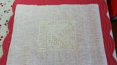 Broderie d'Angles