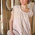 MP lace patchwork dress antique white and squared prink dress.jpg