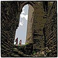 Trois des nomadeuses à carcassonne (version bd)