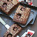 Gâteau au chocolat suchard et amandes
