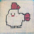 une poulet Free de Au Papotage des Dames 2010