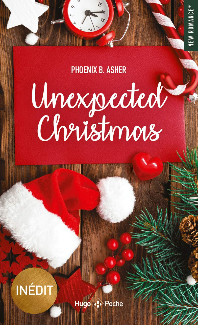 Unexpected Christmas de Phoenix B. Asher