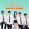 [webdrama] to be continued