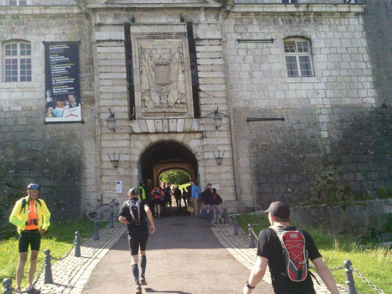 Entrée Citadelle