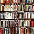 Des livres, encore des livres et quelques livres en plus...
