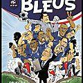 Les bleus - tome 1 - objectif deuxième étoile - andré lebrun & philippe bercovici & véronique robin - editions joker
