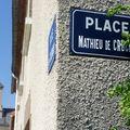Saint-Mars-la-Réorthe (85), place Mathieu de Gruchy