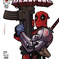 All new all different marvel : deadpool v5