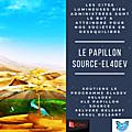 Le Papillon Source 75