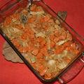 Gratin de patates douces aux 4 épices