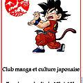 Club manga et culture japonaise : 11e rentrée
