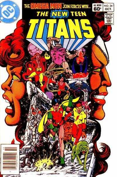 new teen titans 24