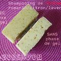 Shampooing citron/romarin/lavendin pour cheveux gras de thomaelle