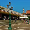 La gare Santa Lucia.