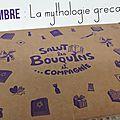 Salut les bouquins et compagnie : contenu de la box de novembre :)