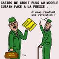 Castro contre le castrisme ?