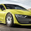 Rinspeed etos – bmw i8-based self-driving concept