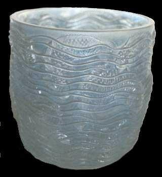 Vase - Dauphins