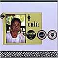 Femme chin