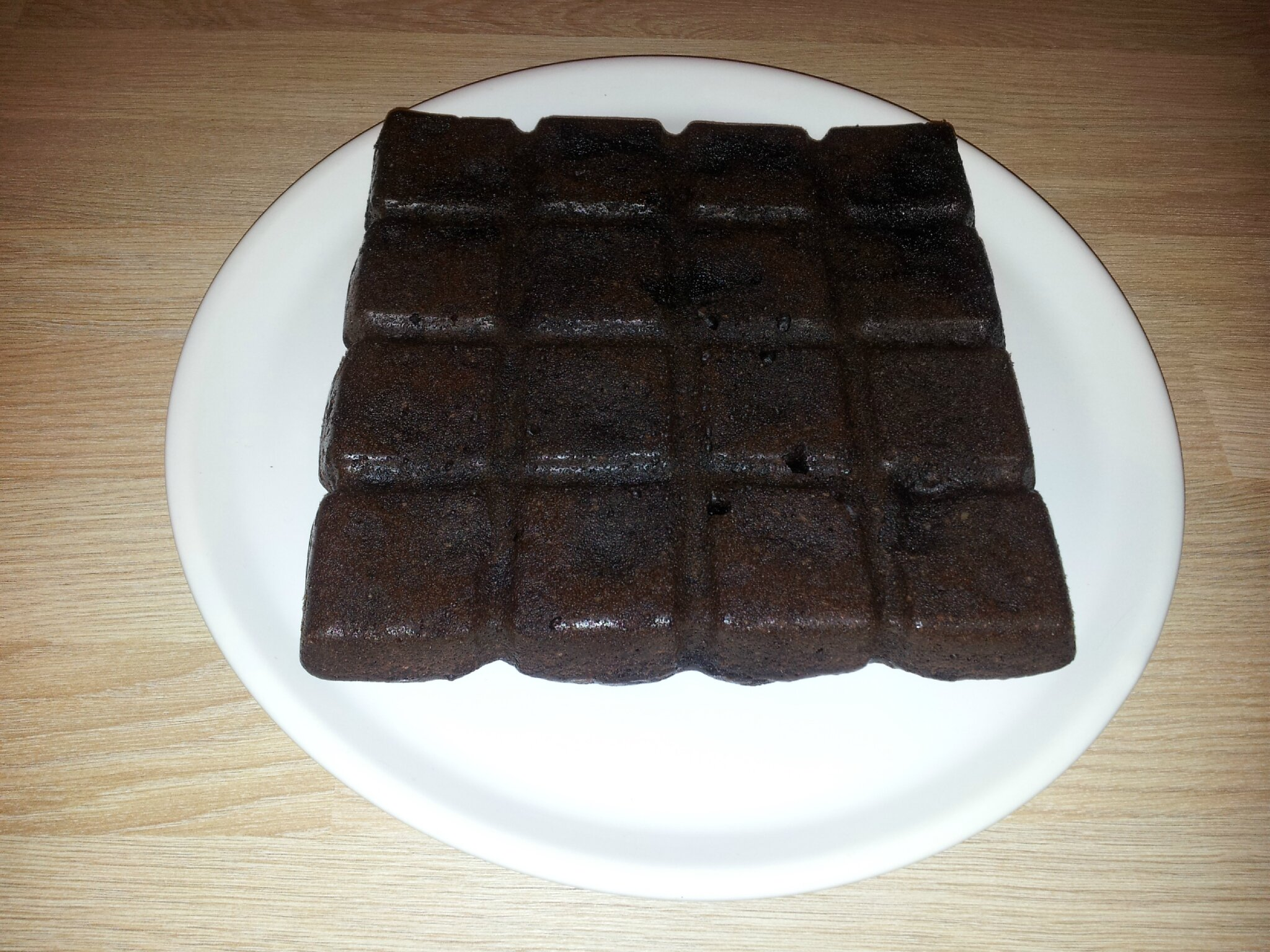 Brownie aux noix (au COOK'IN):