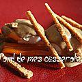 Saint jacques au pain d'épices