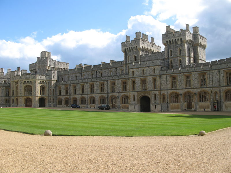 1 Windsor castle