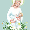 Douce Vierge MArie