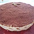 Tiramisu : une autre façon de le présenter, et concours spécial pâques de gourmandenise