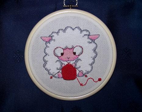 mouton tricot