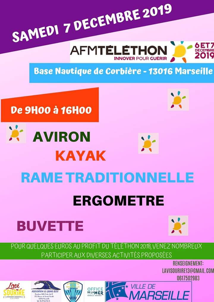 RAME TRADITIONNELLE - TELETHON 2019