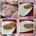 Les gourmandises du dimanche * les cookies parfaits ...