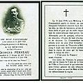 In memoriam Georges Perreau 1919