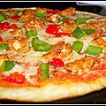 Pizza punjabi tandoori