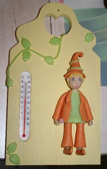 Thermomètre Lutin