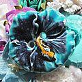 Hibiscus bouton céramique (2)