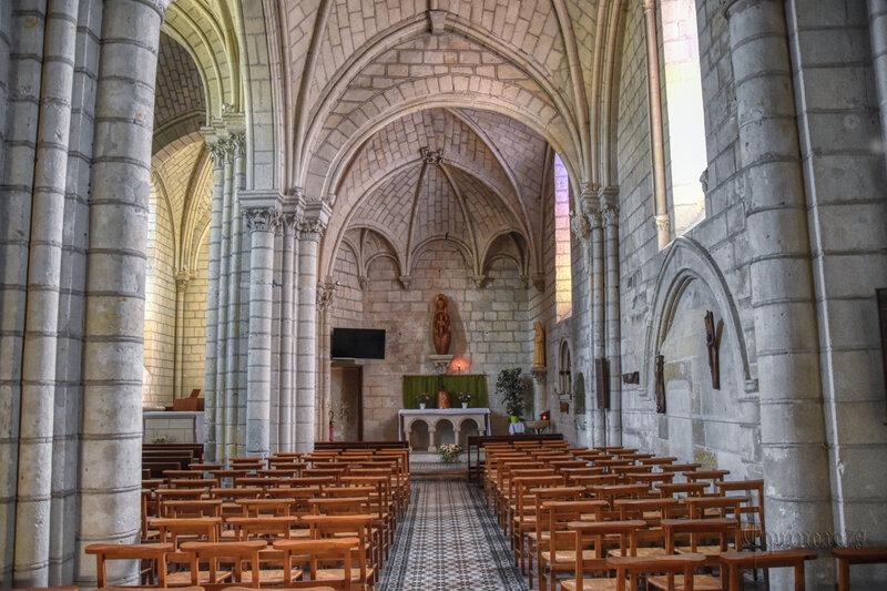 Saint-Florent lès Saumur - Aujourd'hui 10 mai