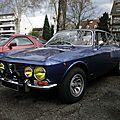 Alfa romeo 2000 gt veloce 1971-1976