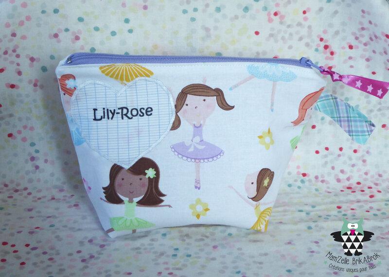 Trousse à goûter LILY-ROSE 310818 1