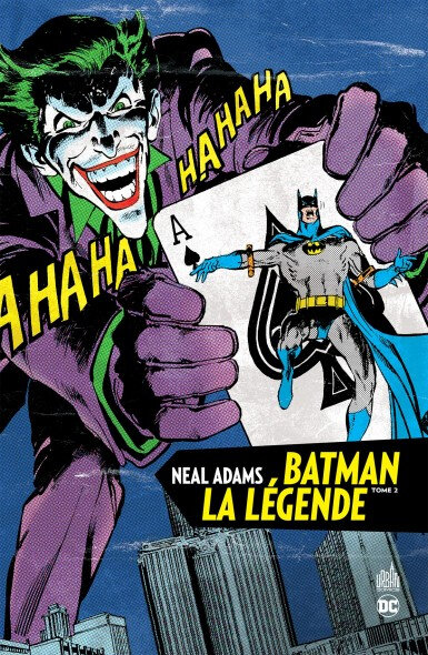 batman la légende neal adams 02