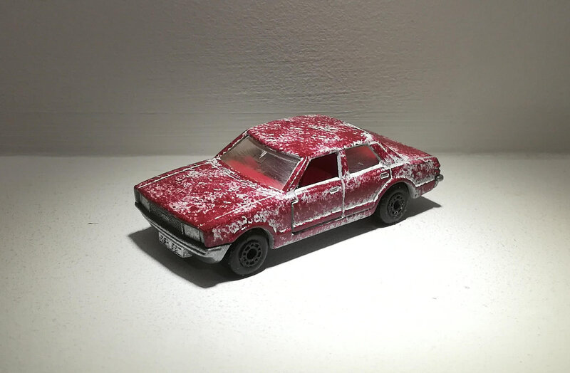 Ford Cortina (Matchbox) 01