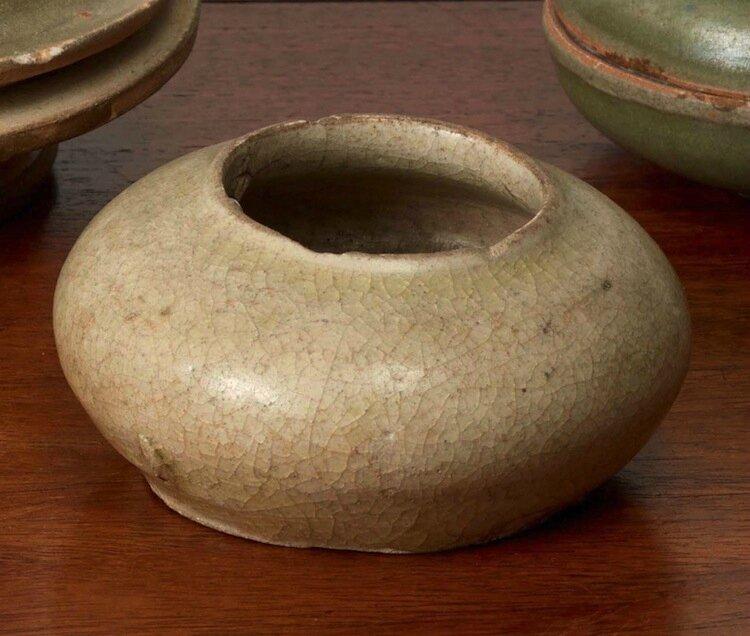 Gobelet, Vietnam, dynastie des Trần